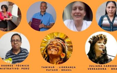 CAMI - Live América Indígena: Identidades e Resistências