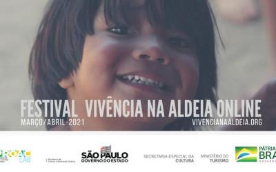 Festival Vivência na Aldeia Online