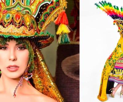 A Boliviana Lenka Nemer será uma dançarina Waka Waka no Miss Universo