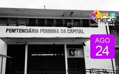 Consulado móvel boliviano na Penitenciária Feminina da Capital - 24 de agosto 2018