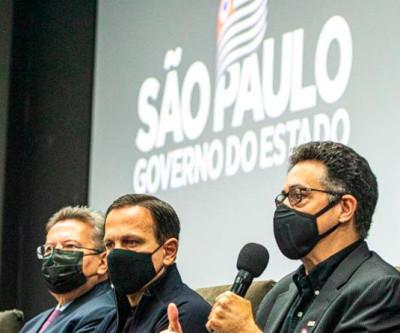 Governo de São Paulo anuncia investimento recorde de R$ 200 milhões em projetos culturais