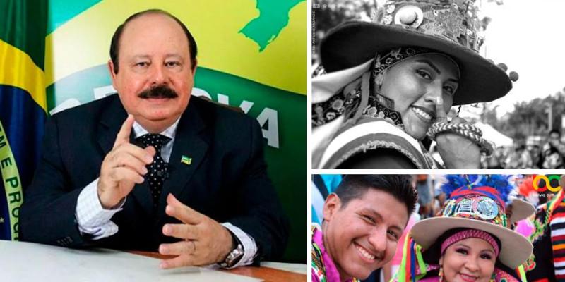 Para Levy Fidelix a migração é a fortaleça agregadora de economia e cultura ao Brasil
