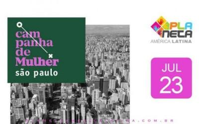 Reunião Aberta São Paulo - Comunicadoras de Mulher - 23 de julho 2018
