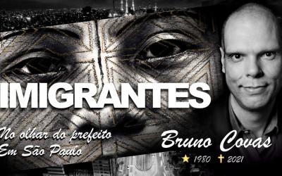 Percepção da migração paulistana com o olhar de Bruno Covas