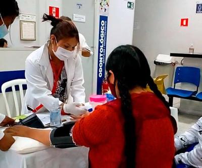 ADRB retoma atividades preventivas de saúde no Centro do Imigrante em SP