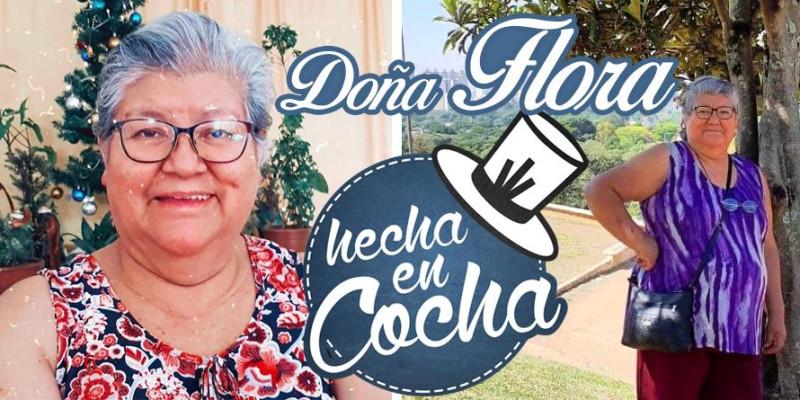 Faleceu Dona FLORA, inquieta desbravadora e promotora da gastronomia boliviana no Brasil