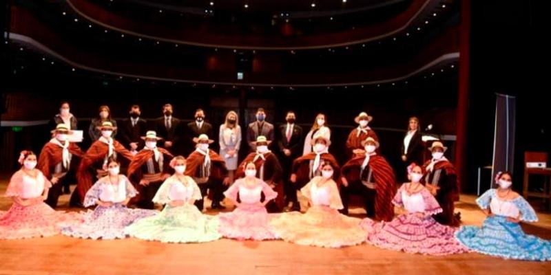 14 de julho - Dia da dançarina e dançarino folclórico do Paraguai
