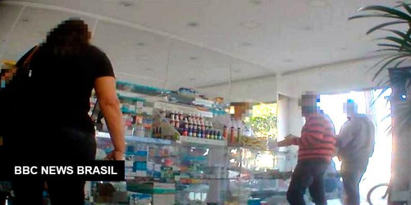 Farmácia em SP engana imigrantes com vacina por R$ 100 que 'trata covid'