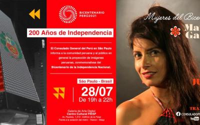 Mulheres do Bicentenário - Martha Galdos