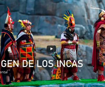 Melhor documentário da ORIGUEM DOS INCAS
