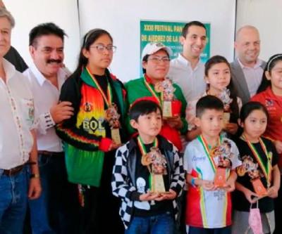 Bolívia faz história no festival pan-americano de xadrez