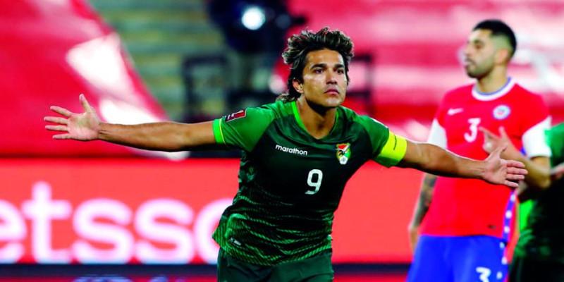Ele era vendedor no estádio, agora é um artilheiro de coração: Martins