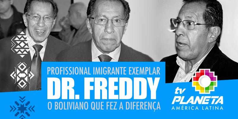 Faleceu o Dr. Freddy Vargas, médico altruísta da comunidade boliviana no Brasil