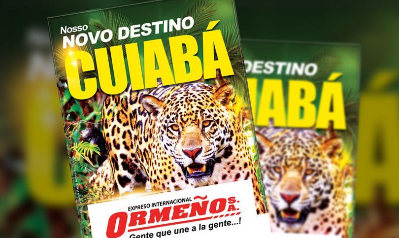 Viajar de ônibus entre Cuiabá e Lima no Peru custa R$ 690 e dura mais de 2 dias