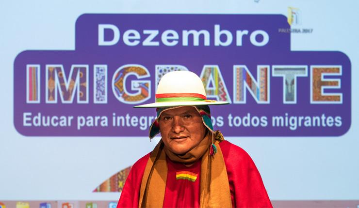 II Seminário Dezembro Imigrante promove encontro multicultural entre educadores da RME