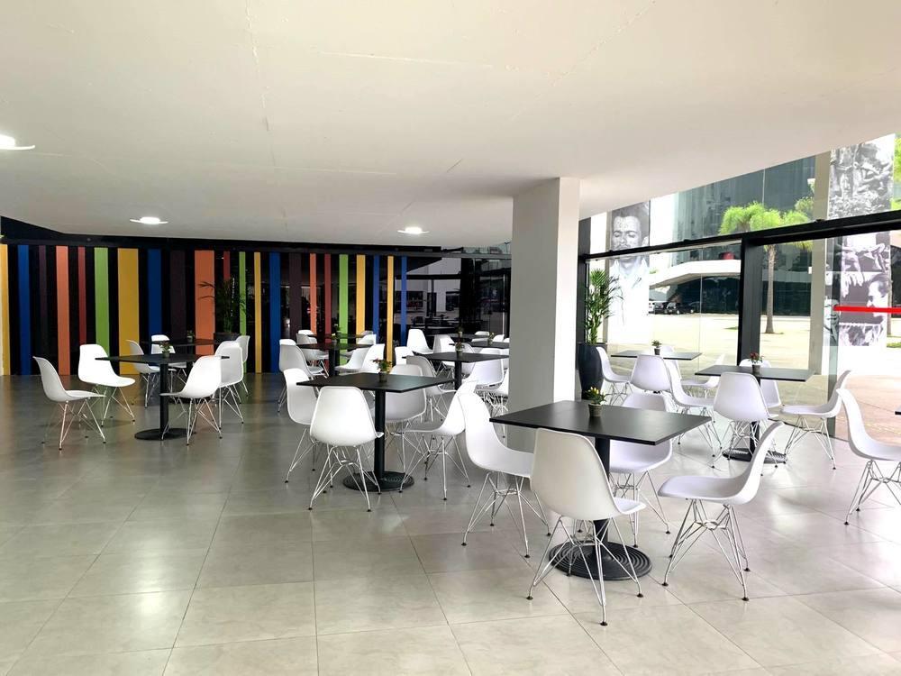 Novo restaurante no Memorial da América Latina
