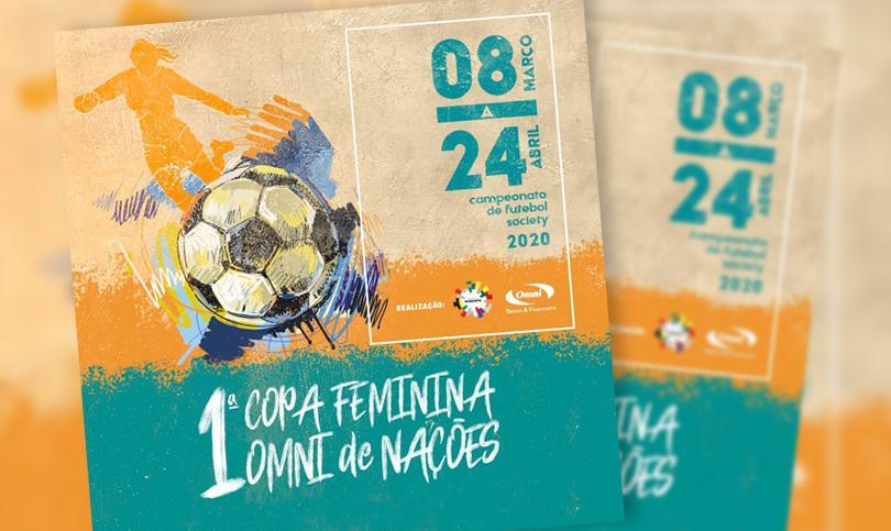 Mulheres imigrantes disputam Copa OMNI de Nações em SP