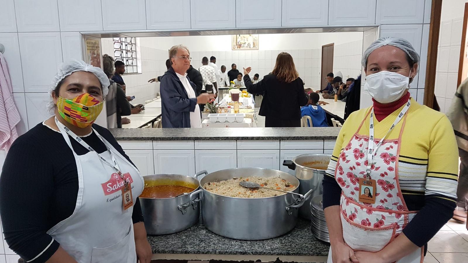 Festa da Casa do Migrante celebra o fim do jejum do Ramadã