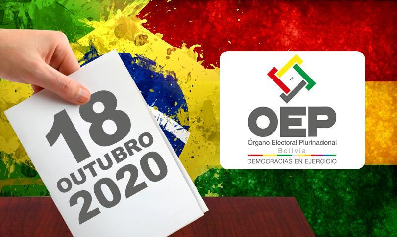 Bolivianos residentes no exterior votarão em 18 de outubro de 2020