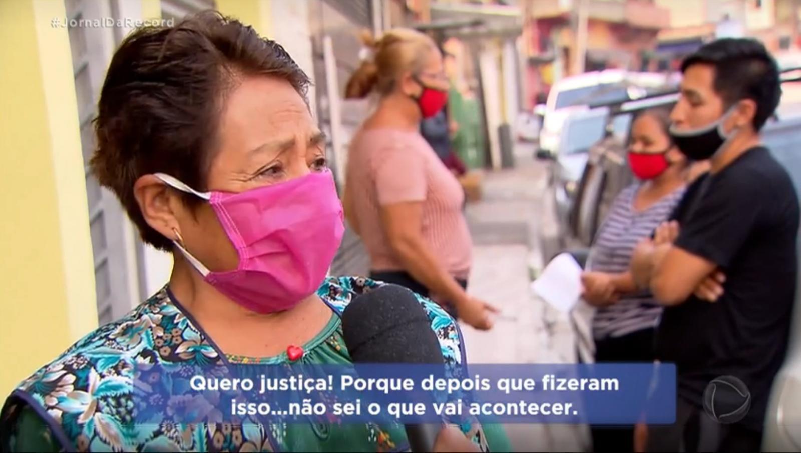Imigrante boliviano fica em estado grave após sofrer assalto no dia do aniversário