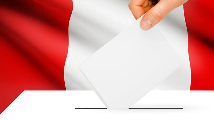 Justificativas e multas - Eleições Gerais Peru 2021