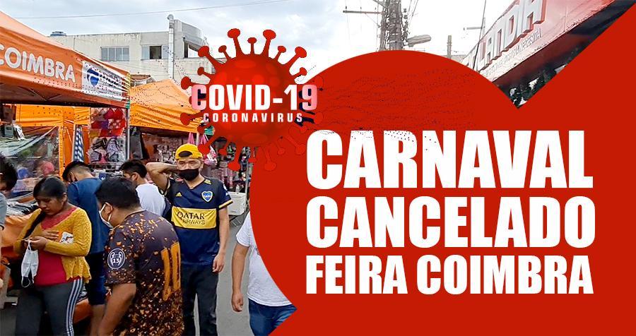 Feira boliviana cancela festejos carnavalescos por motivo da pandemia do COVID-19
