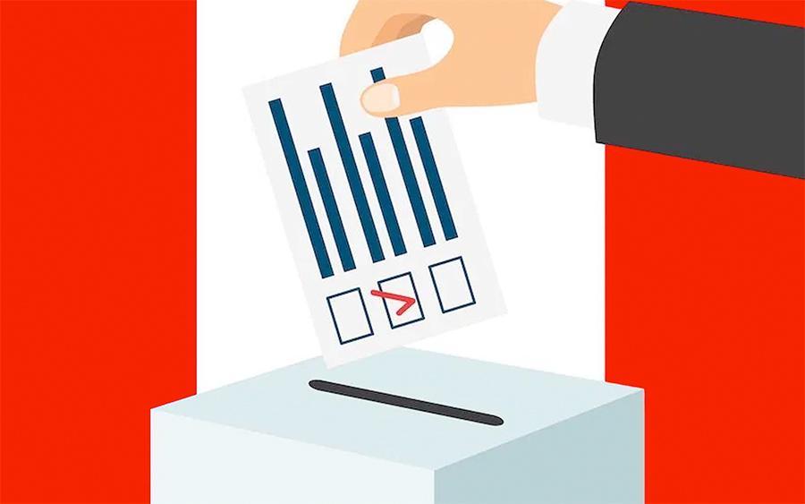 Lista de membros titulares e suplentes - Eleições Gerais Peru 2021 - SP