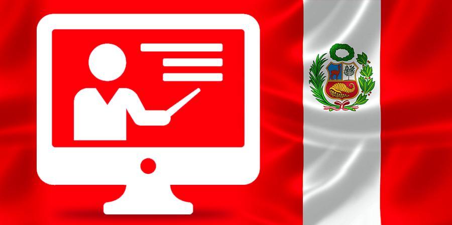 Capacitação virtual para membros de mesa - Eleições Peru 2021