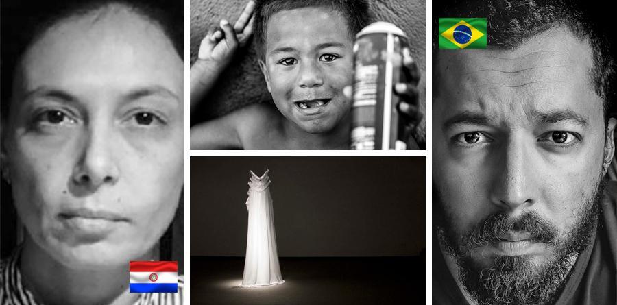 Memorial expõe artistas do Paraguai e Brasil - Uma Janela para a América Latina