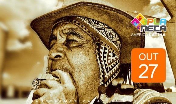 Tarde Cultural Latino-americana na Casa do Povo, no Bom Retiro - 27 de outubro 2018