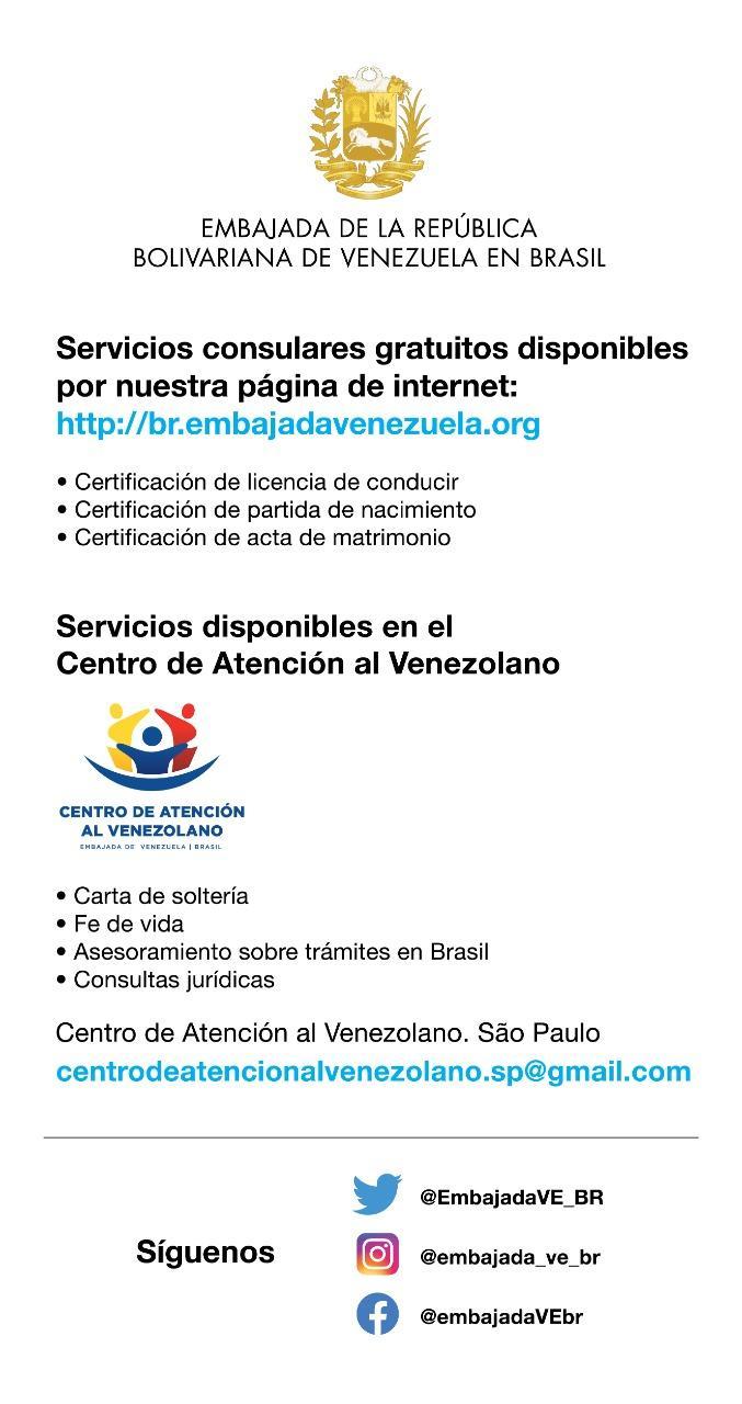 Consulado venezuelano começou a atender no Centro do Imigrante no Brás